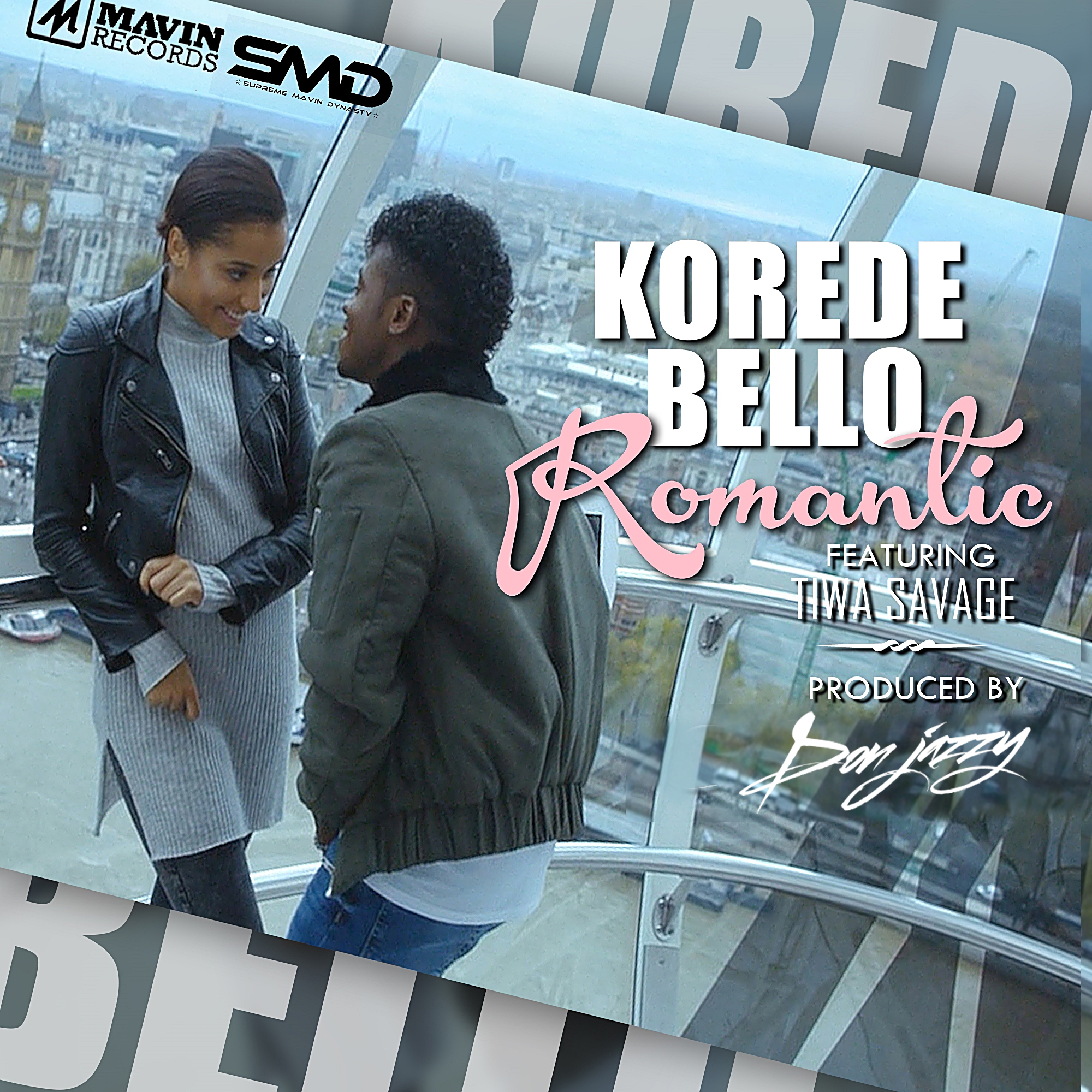 Korede Bello Romantic Instrumental