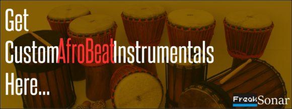 Custom Afrobeat Instrumental FreakSonar