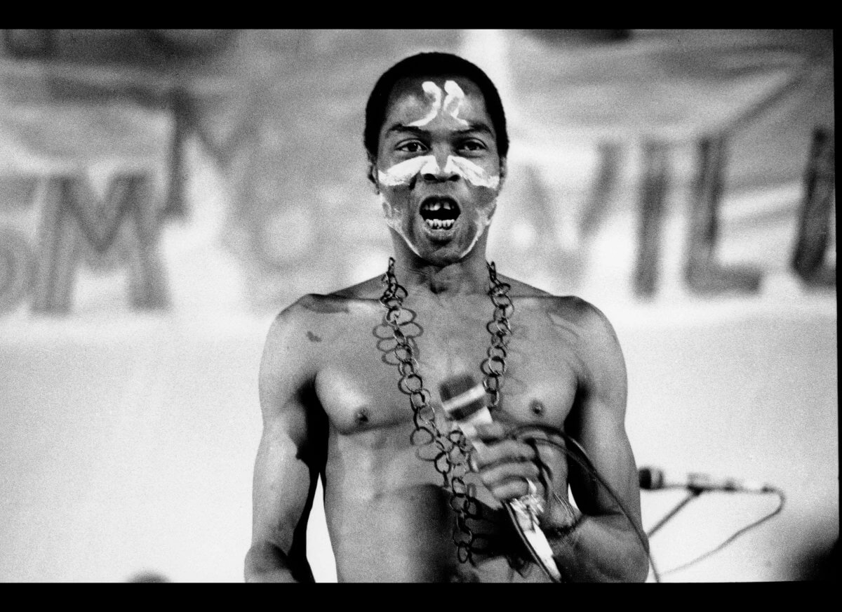 fela perform - Nigerian Afrobeat Music Defines The Sound Of Africa