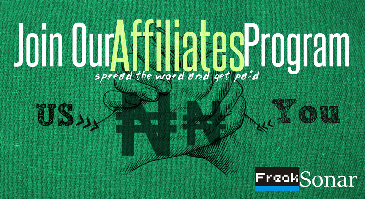 FreakSonar Affiliates Program