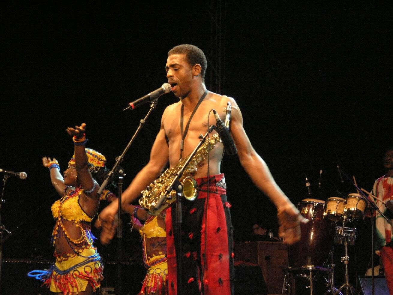 Femi Kuti Afrobeat vs Afrobeats
