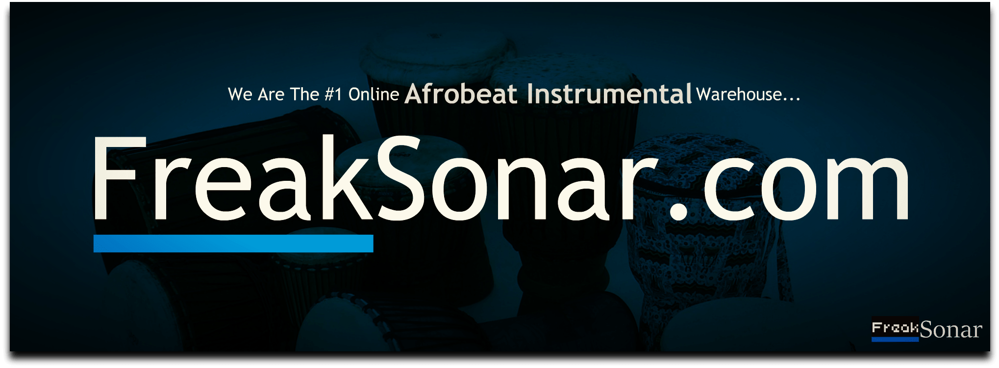 Afrobeat Instrumental in FreakSonar