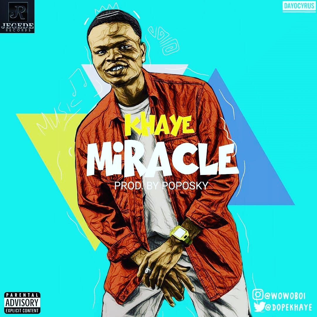 Khaye Artwork - Khaye - Miracle