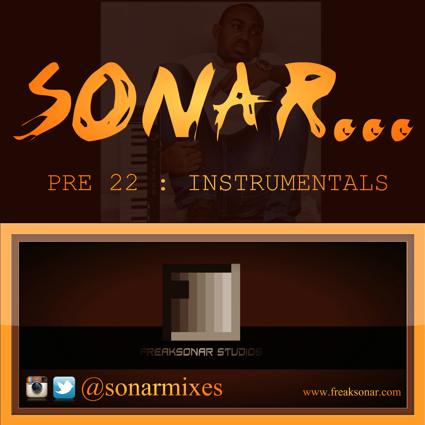 Free Afrobeat Instrumental Download - FreakSonar